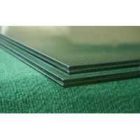 China High safety decorated tempered laminated glass on sale