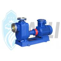 Best Heavy Duty Self Priming Sewage Pump Engine Driven For Water Irrigation wholesale