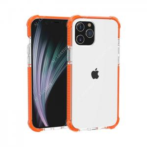 China Orange PMMA 5.4 Inch Cell Phone Protective Covers on sale