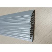 Custom Aluminum Radiator Tube Extrusion Channel Multi Port Tube For Condenser