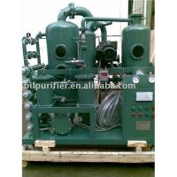 China Phosphate Ester Fire-Resistant Oil Purifier Series TYA-I/Lube Oil Recycling Machine on sale