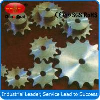 Best ndustrial chain sprocket with heat treatment wholesale
