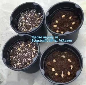 Best Hydroponic Growing Pot Bato bucket for Greenhouse ,dutch bato bucket,plastic flower nursery pots,balcony garden three pe wholesale