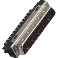 Best 1.27*2.54 Pitchscsi 68 pin connector  Male Computer Pin Connectors Computer System Interface wholesale