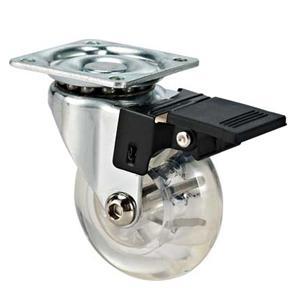 Best Transparent caster,transparent wheel,furniture castor,crystal wheel,skate castor wholesale