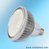 China High Power PAR38 LED Lamp 9W Milky Cover on sale
