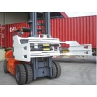 China Revoling Bale Clamp 4.5 t forklift attachments for  sponge clamps on sale