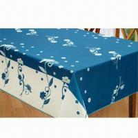 Best Table linen, made of 100% polyester printing nappe wholesale