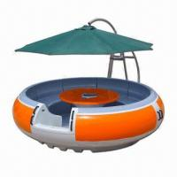 Best BBQ boat with BBQ function, in donut boat style wholesale
