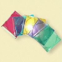 China 5.2mm Mini Slim CD Jewel Cases with Transparent Front Cover on sale
