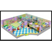 China Colorful Plastic Material Kids Indoor Playground Equipment with Best Quality for Kids Center on sale