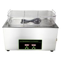 Best 500 Watt Heated Ultrasonic Lab Equipment 30L With Transducer Science Device wholesale
