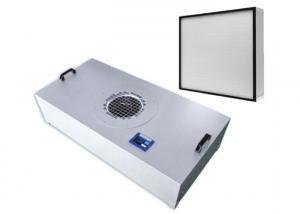 Best Clean Room Ceiling HEPA Filter Fan Unit 99.99% High Efficiency 0.3 Micro wholesale
