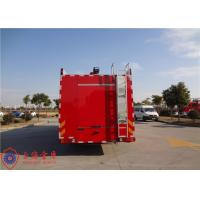 China Max Speed 85KM/H Fire Fighting Truck With Pressure 1.0MPa Fire Pump on sale