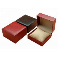 China Weight 428.6g Luxury Gift Packaging Boxes For Necklace / Ring / Earring on sale