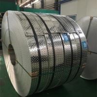 Cheap Customized Length Aluminium Diamond Plate With Ribs For Boat Superstructure for sale