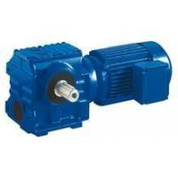 China S47 Helical-Worm Gear Reducer on sale