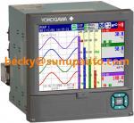 Best Yokogawa Panel Mounted Paperless Recorders Value Series FX1000 6 Channels Data Loggers wholesale