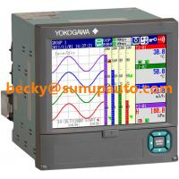 Cheap Yokogawa Value Series FX1000 Paperless Recorders 6 Channels Data Loggers with for sale