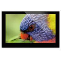 Best 14 inch Electrical Digital Photo Frames , Picture Frame Digital With USB 2.0 Interface wholesale