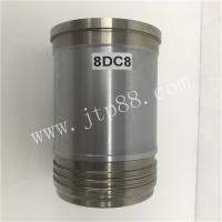 China MITSUBISHI 8DC8  Industrial Engine Cylinder Liner 35.0 x 154.0 x 229.3mm OEM 31207-72183 on sale