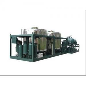 Sino-nsh black motor oil reprocessing equipment