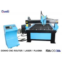 Best Fire Head CNC Plasma Cutting Machine Heavy Duty Body For Thickness Metal Cut wholesale