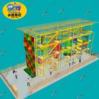 China Shopping Mall Outdoor Playground Equipment Commercial Kids Play Structure on sale
