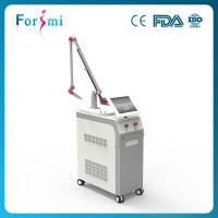 Best Q Switched ND YAG Laser  oil control machine / effective brow tattoo removal equipment wholesale