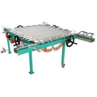 China Pneumatic Screen Stretching Machine on sale