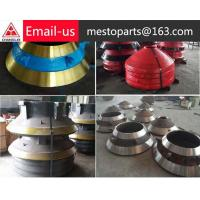 superior crusher liners