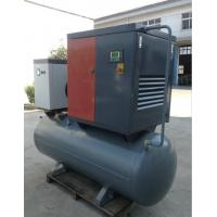 Buy cheap Durable Small Screw Air Compressor 8KW 10HP / Energy Saving Industrial Air Compressors product