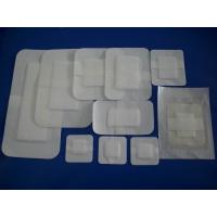 China Non woven adhesive wound dressing wound plaster on sale