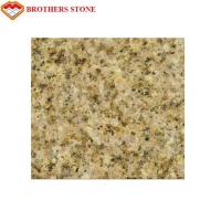 Best Natural Stone Flamed Granite Stone G682 Yellow Sand Granite Strong Stain Resistance wholesale