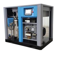 China 185kw/250hp 8bar/116psi water cooling water injection screw air compressor for chemical industry oil free air compressor on sale