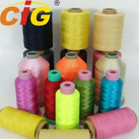 Best Dyed Strong Nylon Thread 210D/3/6/9 For Sewing PU / PVC Leather & Sofa wholesale