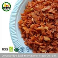 Best New products 2016 dehydrated vegetable dried carrot with free sample wholesale