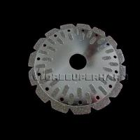 China Electroplated Diamond Cutting Blades and Discs lucy.wu@moresuperhard.com on sale