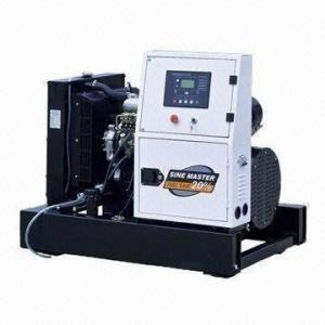 Best Power Generator, Yanan Isuze Engine Series Diesel Generator Set with 20 to 25kW Power wholesale
