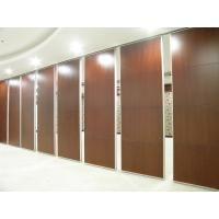 Best Sliding Door Operable Office Partition Walls Top Hanging System wholesale