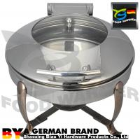 Best Fancy Catering Chafing Dish Unique Hot Classic Design Hook Feet Mini For Food Service wholesale