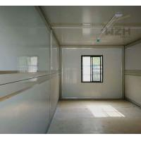 China New Design China Flat Pack Container House Prefab Cabin For Office on sale