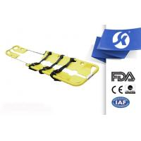 China ABS Separated Medical And Hospital Equipments Rescue Basket Stretcher on sale