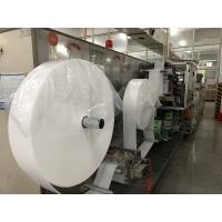 Full auto Wet Wipes Production Line Single piece 300pcs/min Prduction speed