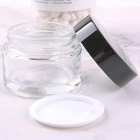 China Durable 5g - 50g Face Powder Container , Travel Packaging Empty Cream Jars on sale