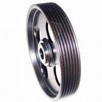 Best Pulley, used on car dynamotor, customized specifications are accepted wholesale