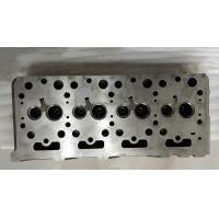 Best Kubota Cylinder Head V1702 Diesel Engine Casting Iron For Tractor / Excavator wholesale