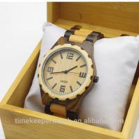 China black wood watch , wood wrist watches men 2015 , natural wood material good for health .we wood watches on sale