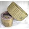 Buy cheap Adysun Aluminum Oxide Abrasive Belt (BKY71) from wholesalers