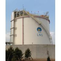 Best Professional Single Containment LNG Storage Tank 16500mm Liquid Level wholesale
